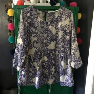 Collective concepts x A Pea in the Pod Blouse